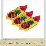 Ananasiniai saldainiai