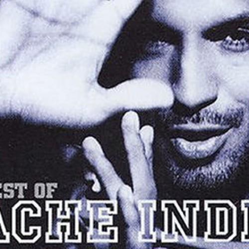 Apache Indian – indų kilmės britas dainuojantis su jamaikietišku akcentu