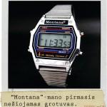 Montana laikrodis