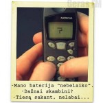 Nokia gyvatele