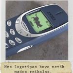 Nokia logotipas