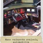 Svajoniu auto