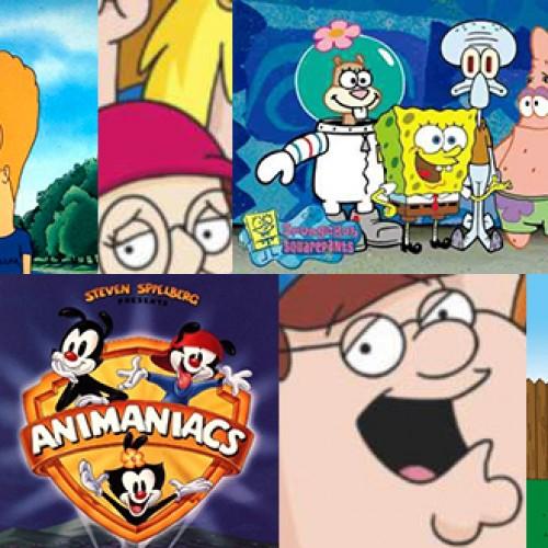 Kempiniukas Plačiakelnis, Futurama, Simpsonai – geriausi 90-tųjų animaciniai serialai