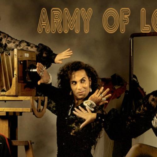 Skandalingas Army of Lovers įvaizdis
