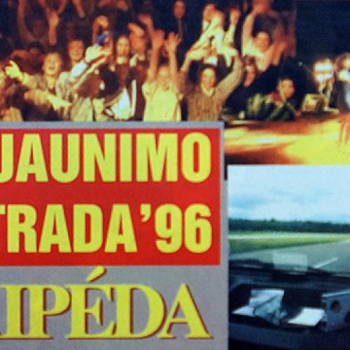 Jaunimo Estrada Klaipėda'96