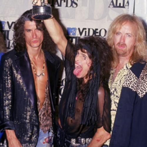 Aerosmith pakilimas iš pelenų