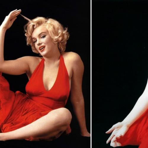 Kas bendra tarp Marilyn Monroe ir 1996-tųjų madų?