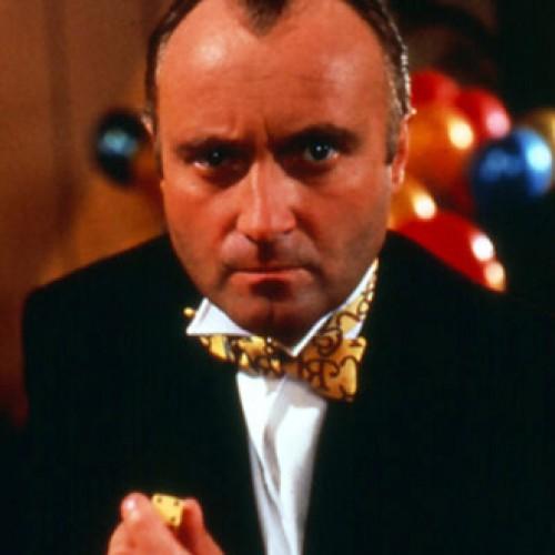 Ką Philas Collinsas veikė devyniasdešimtaisiais?