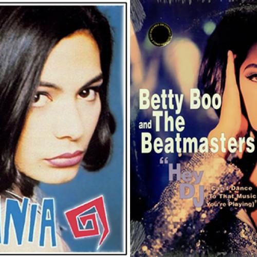 Betty Boo – 1990 metų boomanijos autorė