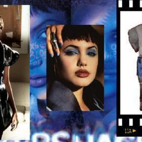 """1995 metai – Angelina Jolie ir filmas """"Hackers"""""""