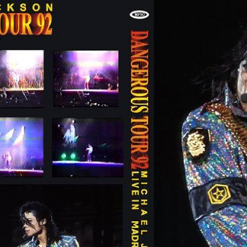 Michael Jackson – Dangerous World Tour 1992 – 1993
