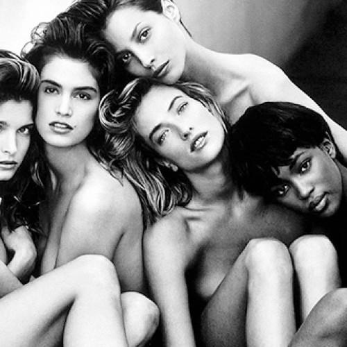 Garsiausias devyniasdešimtųjų fotografas Herb Ritts