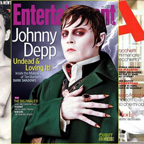 Du ypatingi Johnny Deppo filmai iš devyniasdešimtųjų