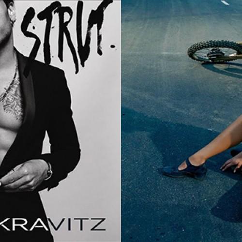 Kultūristas Lenny Kravitz ir gražuolė Rianne Ten Haken