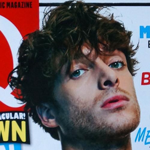 Take That, Arctic Monkeys ir žurnalas Q
