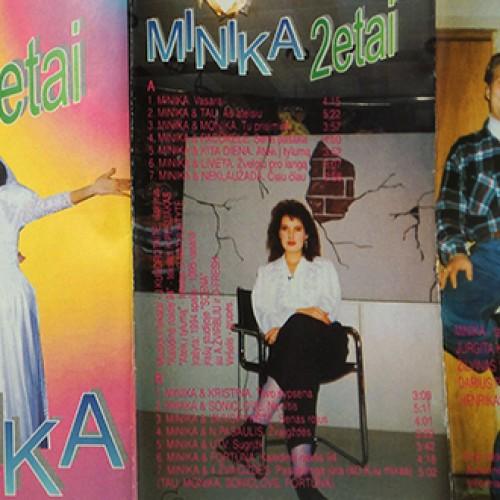 Grupė Minika – lietuviškas muzikinis fenomenas
