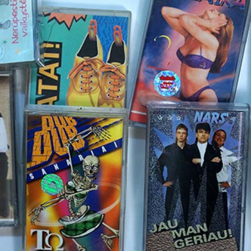 """Kiek """"Baliaus"""" projektų topuose buvo 1996 metais?"""