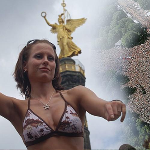 Berlyno Love Parade – muzikos, taikos ir meilės festivalis