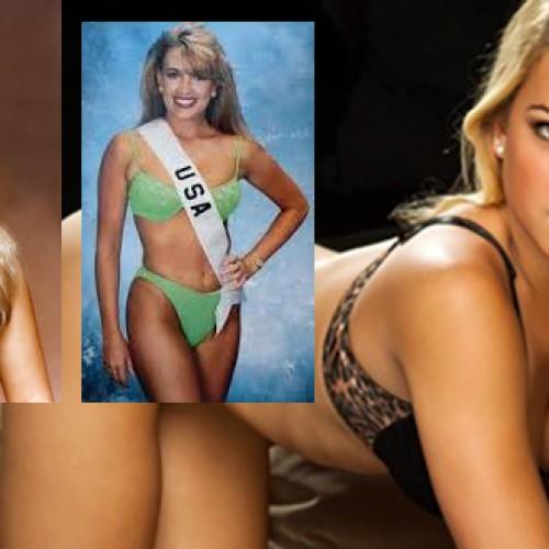 """1992 metų """"Miss USA"""" konkurso nugalėtoja – Shannon Marketic"""