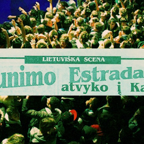 Jaunimo Estrada'94 Kaune