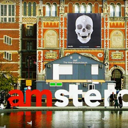 Amsterdamas devyniasdešimtaisiais