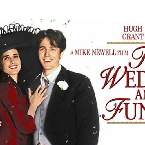 Kuo ypatingas filmas apie ketverias vestuves?