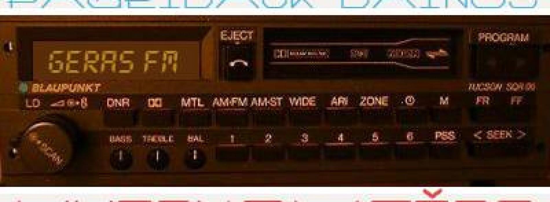 Išsirink dainą iš didžiausios 90-ųjų fonotekos!