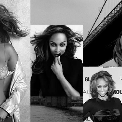 Tyra Banks – supermodelis, rašytoja, aktorė