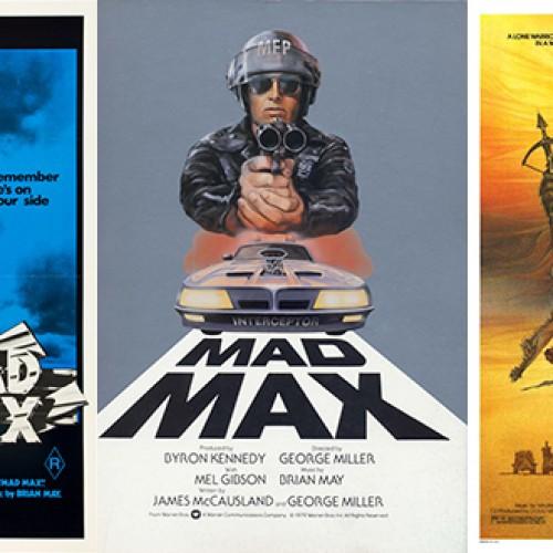 Mad Max – distopinis veiksmo filmas