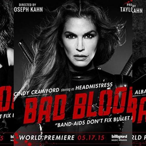 Cindy Crawford, Jessica Alba ir Taylor Swift