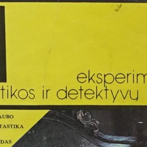 """1990 metų lietuviškas žurnalas """"FD"""""""