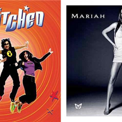 Didžiosios Britanijos albumų TOP 20 1998 metais