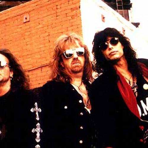 Aerosmith interviu iš 1993 metų
