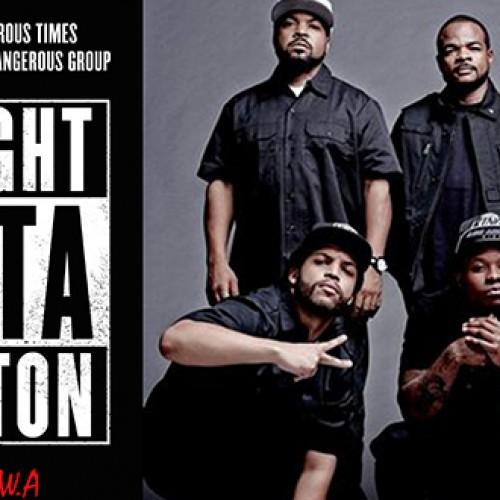 "Filmas ""Straight Outta Compton"" – gangsta repo istorija"
