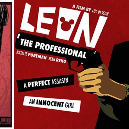 "Natalie Portman, Jeanas Reno ir filmas ""Leonas"""