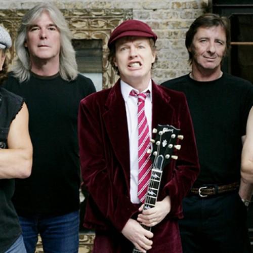 Šokiruojančios žinios apie grupę AC/DC