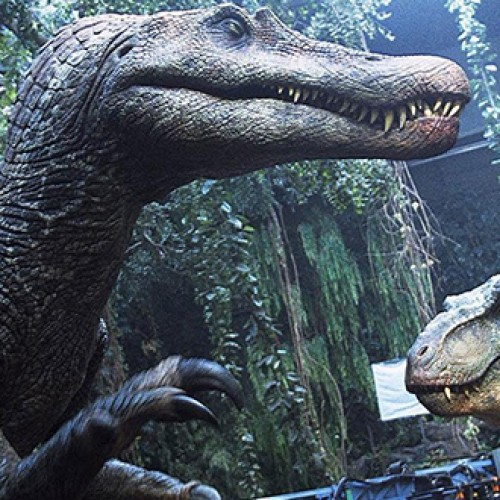 Specialieji Jurassic Park efektai