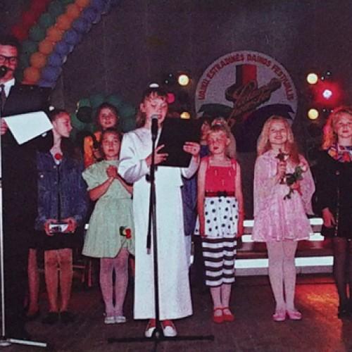 Festivalis Laumės juosta'96