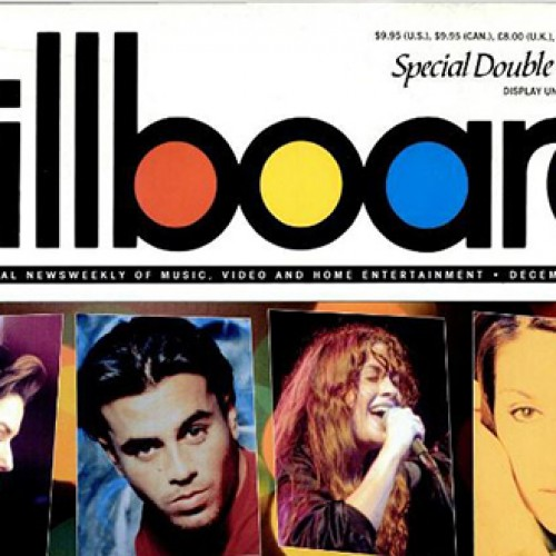 "Kuo ypatingi 1996 metų ""Billboard"" topai"