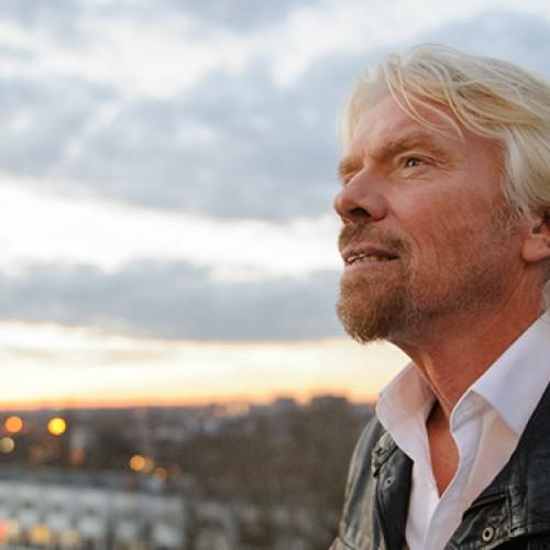 Kuo ypatingas sero Richardo Bransono gyvenimas?