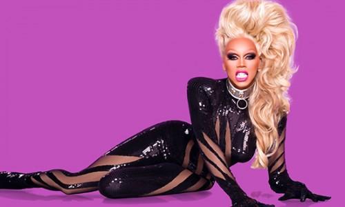 "Kaip RuPaulas tapo ""drag queen"" supermodeliu"