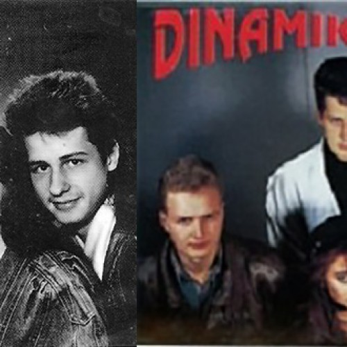 """1993 metais išleistas """"Dinamikos"""" albumas"""