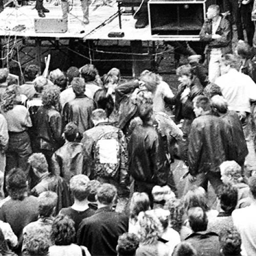 Acid džiazo, naktinių personų ir gangsta repo laikai
