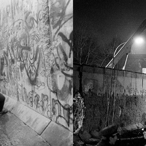Istorija apie Berlyno sieną