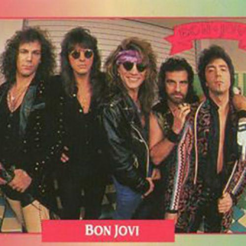 Jon Bon Jovi apmąstymai 1991 metais