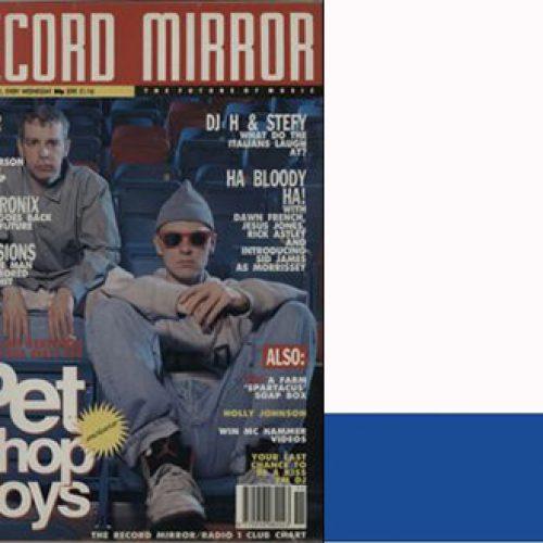 "Pet Shop Boys ""Discography"""