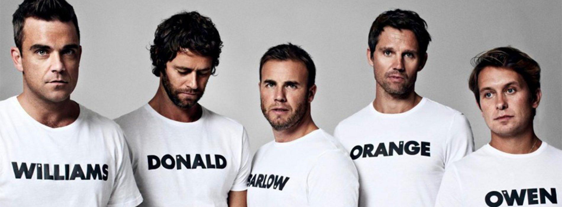 """""""Take That"""" šlovės istorija"""