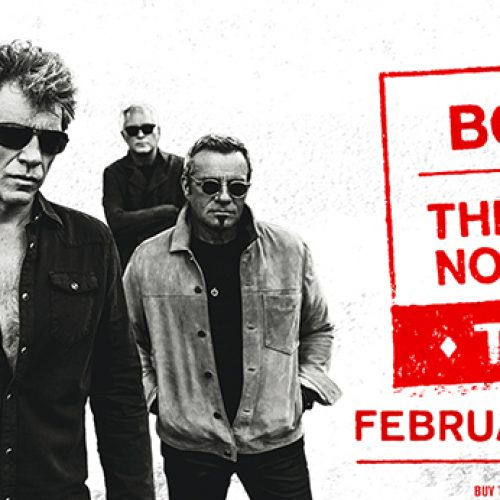 Visada įdomus Jonas Bon Jovi