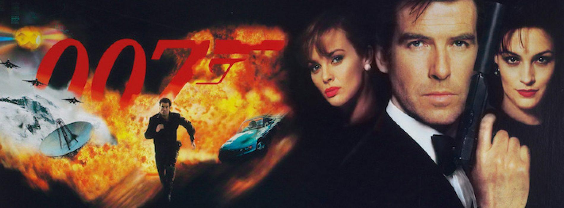 Filmai apie Jamesą Bondą devyniasdešimtaisias
