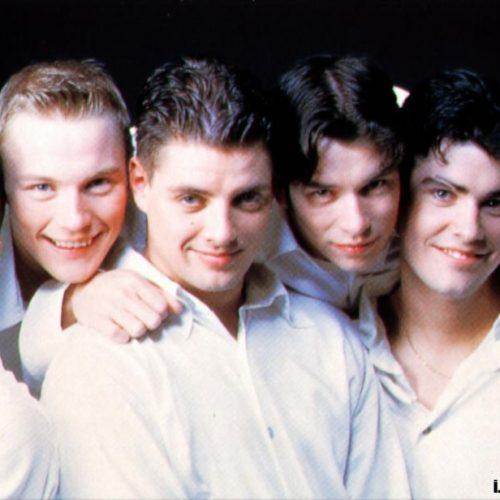 Boyzone – vieversiai iš Airijos